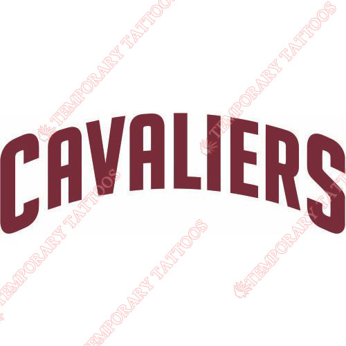 Cleveland Cavaliers Customize Temporary Tattoos Stickers NO.961