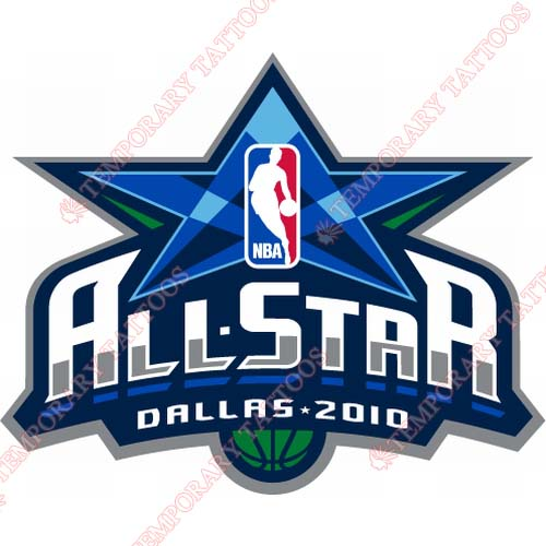 NBA All Star Game Customize Temporary Tattoos Stickers NO.857