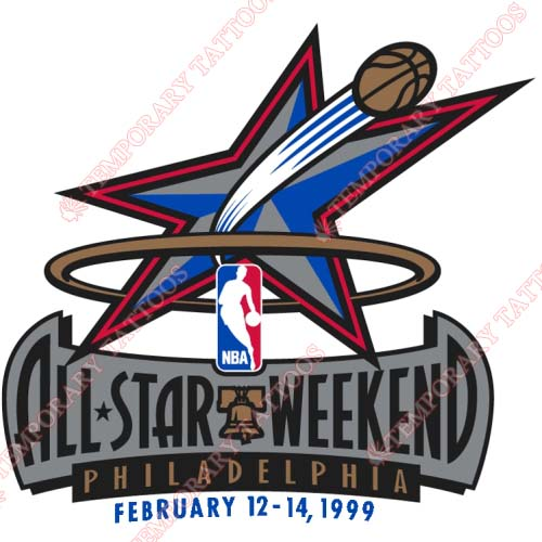 NBA All Star Game Customize Temporary Tattoos Stickers NO.867