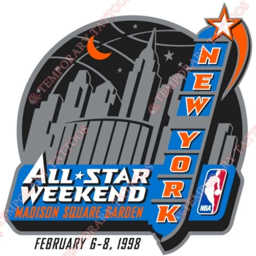 NBA All Star Game Customize Temporary Tattoos Stickers NO.868