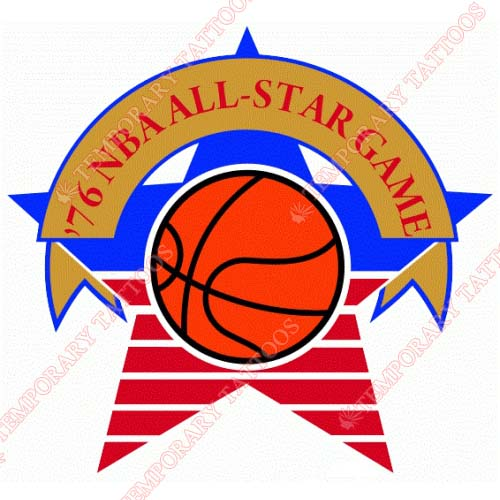 NBA All Star Game Customize Temporary Tattoos Stickers NO.880