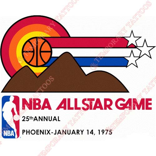 NBA All Star Game Customize Temporary Tattoos Stickers NO.881