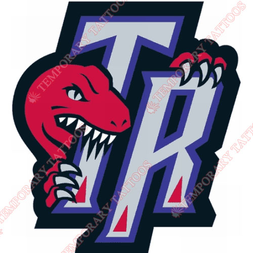 Toronto Raptors Customize Temporary Tattoos Stickers NO.1209
