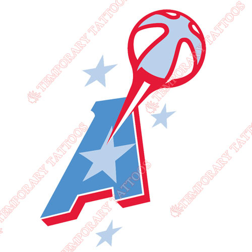 Atlanta Dream Customize Temporary Tattoos Stickers NO.8539