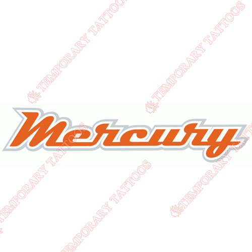 Phoenix Mercury Customize Temporary Tattoos Stickers NO.8571