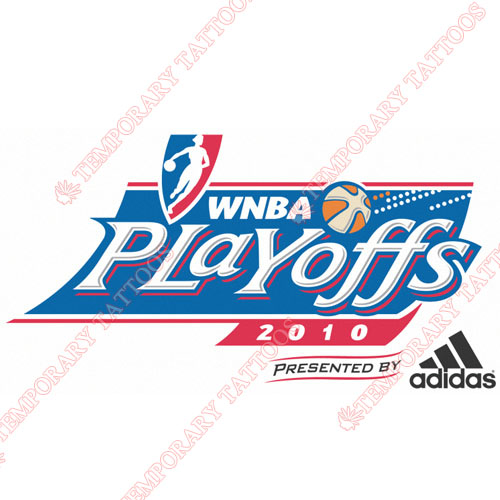 WNBA Playoffs Customize Temporary Tattoos Stickers NO.8609