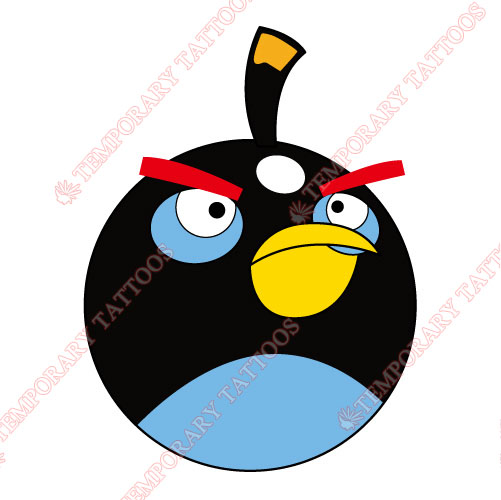 Angry Birds Customize Temporary Tattoos Stickers NO.1291