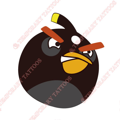 Angry Birds Customize Temporary Tattoos Stickers NO.1298