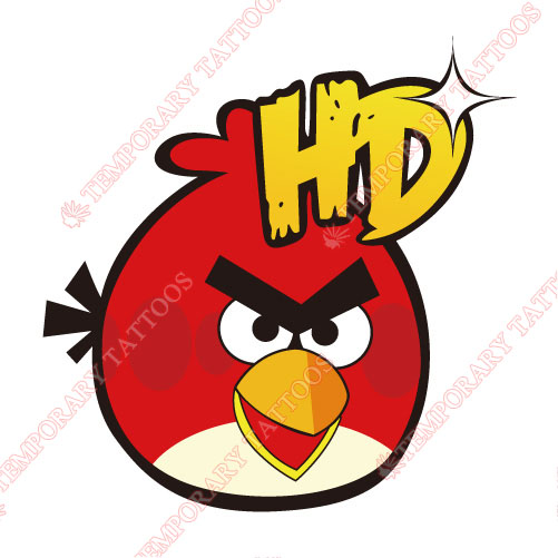 Angry Birds Customize Temporary Tattoos Stickers NO.1299