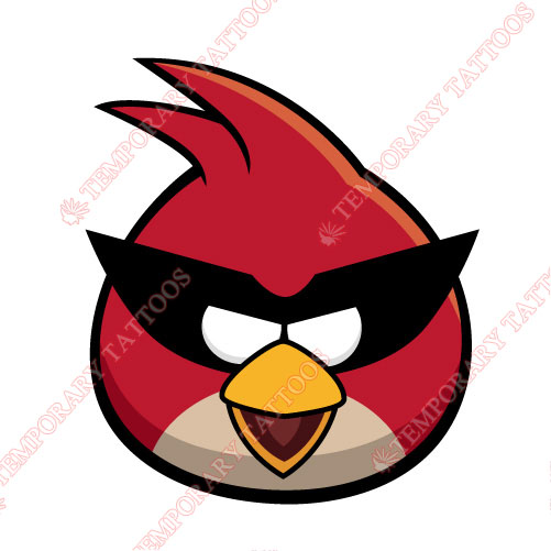 Angry Birds Customize Temporary Tattoos Stickers NO.1303