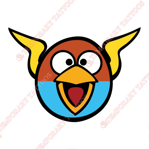 Angry Birds Customize Temporary Tattoos Stickers NO.1308