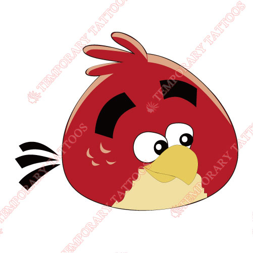 Angry Birds Customize Temporary Tattoos Stickers NO.1311