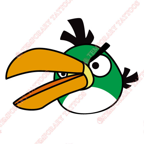 Angry Birds Customize Temporary Tattoos Stickers NO.1325