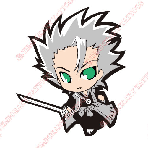 BLEACH Customize Temporary Tattoos Stickers NO.518