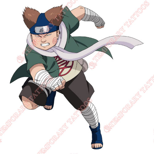 NARUTO Customize Temporary Tattoos Stickers NO.554