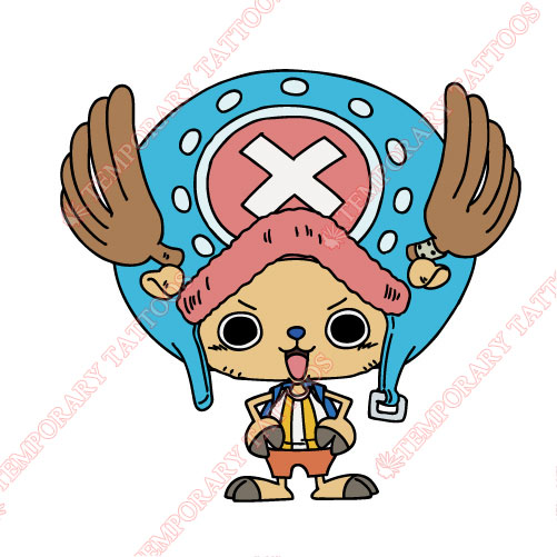 One Piece Customize Temporary Tattoos Stickers NO.621