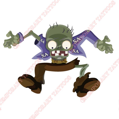 Plants vs Zombies Customize Temporary Tattoos Stickers NO.968