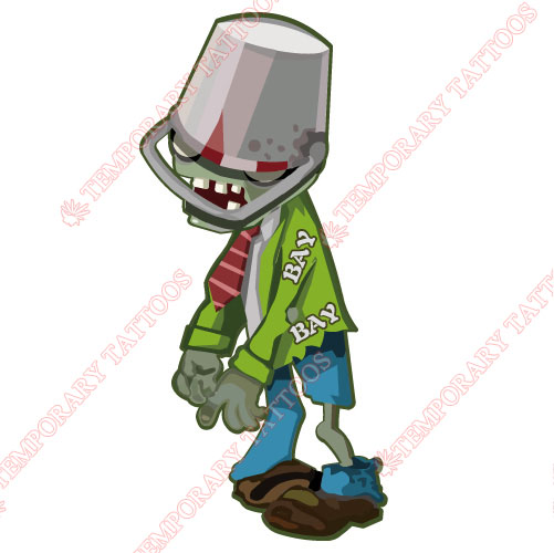 Plants vs Zombies Customize Temporary Tattoos Stickers NO.969