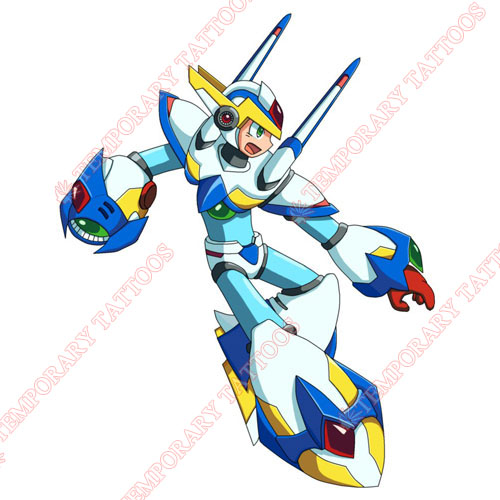 Rockman Customize Temporary Tattoos Stickers NO.5241