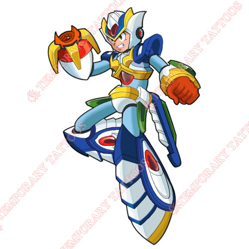 Rockman Customize Temporary Tattoos Stickers NO.5245