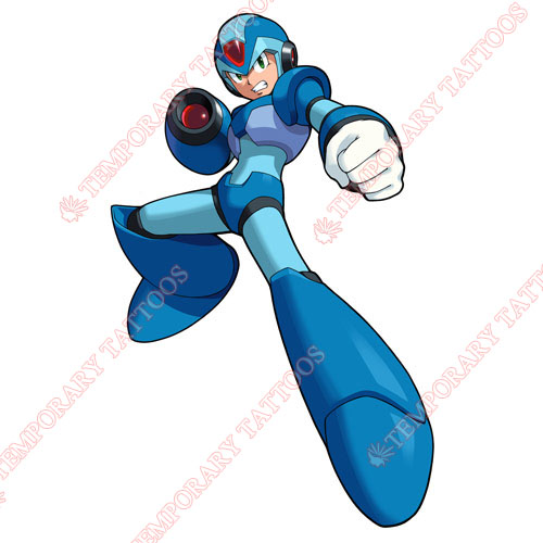 Rockman Customize Temporary Tattoos Stickers NO.5246