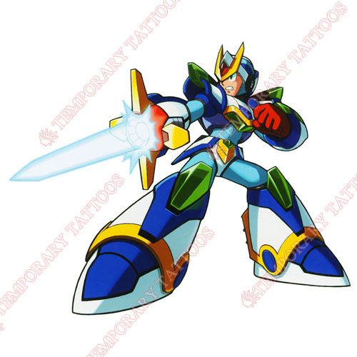 Rockman Customize Temporary Tattoos Stickers NO.5248