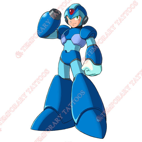 Rockman Customize Temporary Tattoos Stickers NO.5255