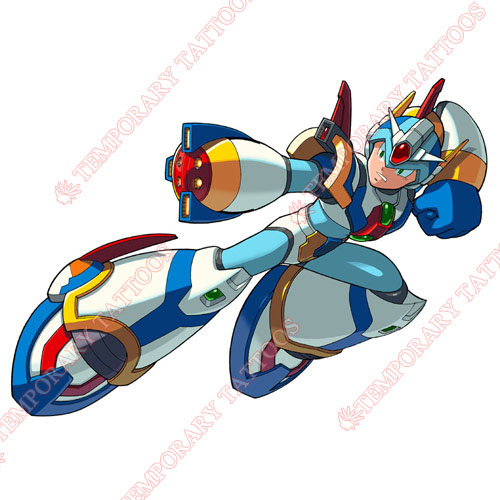 Rockman Customize Temporary Tattoos Stickers NO.5259