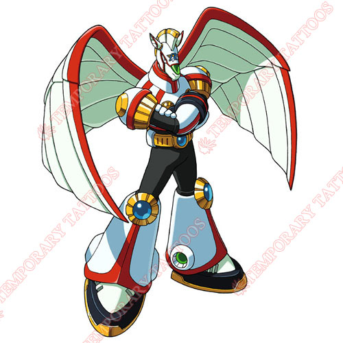 Rockman Customize Temporary Tattoos Stickers NO.5265