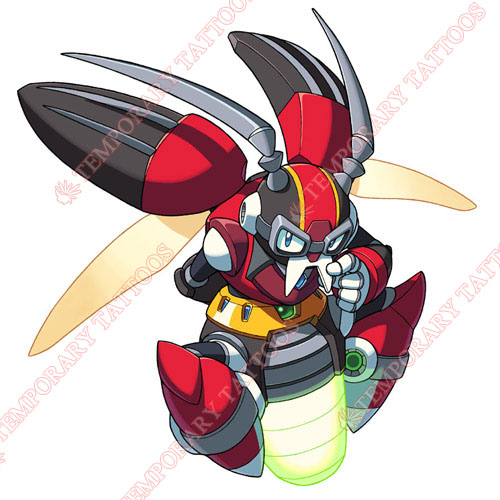 Rockman Customize Temporary Tattoos Stickers NO.5267