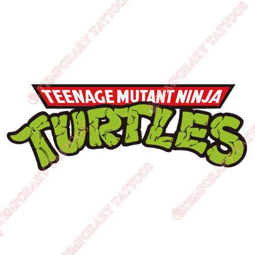 Teenage Mutant Ninja Turtles Customize Temporary Tattoos Stickers NO.3444