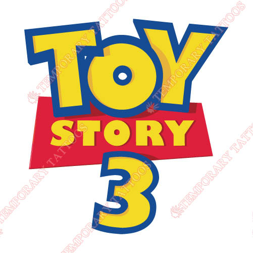 Toy Story Customize Temporary Tattoos Stickers NO.3496