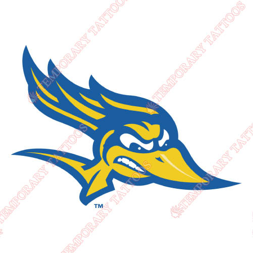 CSU Bakersfield Roadrunners Customize Temporary Tattoos Stickers N4059
