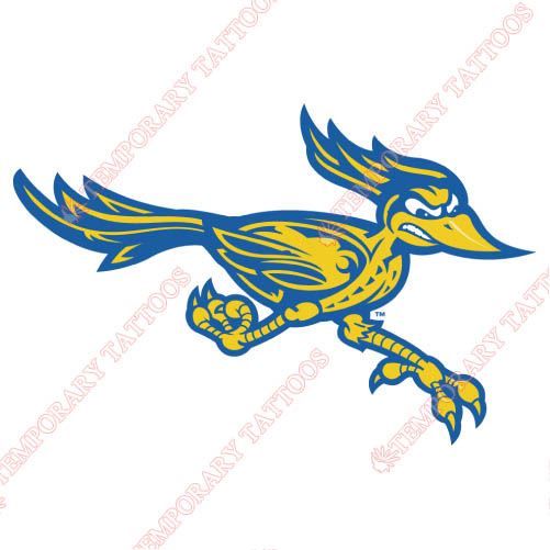CSU Bakersfield Roadrunners Customize Temporary Tattoos Stickers N4063