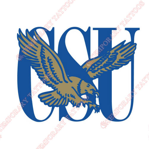 Coppin State Eagles Customize Temporary Tattoos Stickers NO.4192