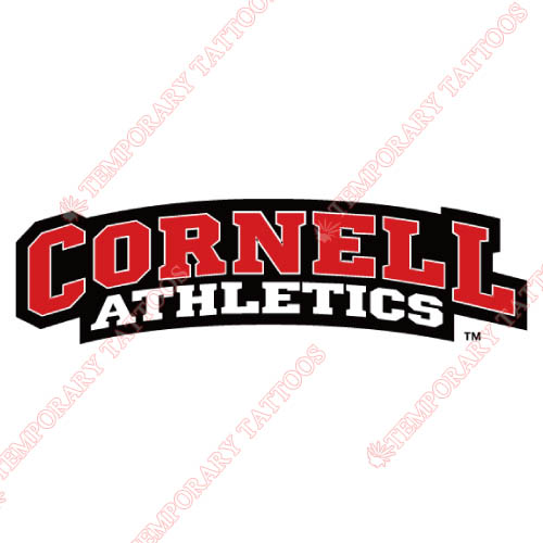 Cornell Big Red Customize Temporary Tattoos Stickers NO.4193
