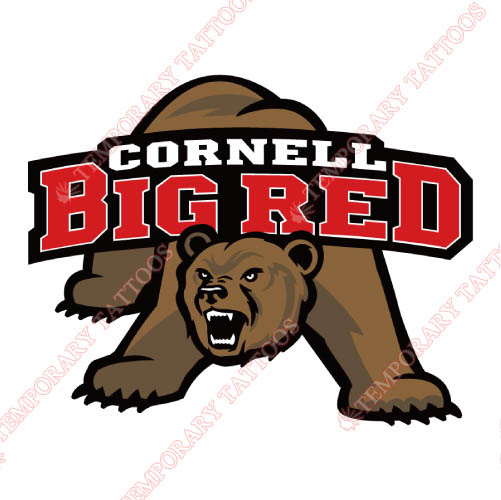 Cornell Big Red Customize Temporary Tattoos Stickers NO.4196