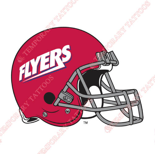 Dayton Flyers Customize Temporary Tattoos Stickers NO.4226