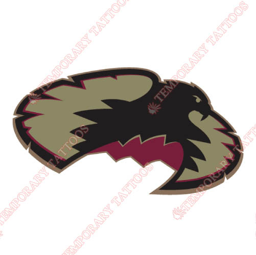 Denver Pioneers Customize Temporary Tattoos Stickers NO.4256
