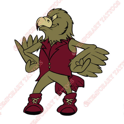 Denver Pioneers Customize Temporary Tattoos Stickers NO.4257