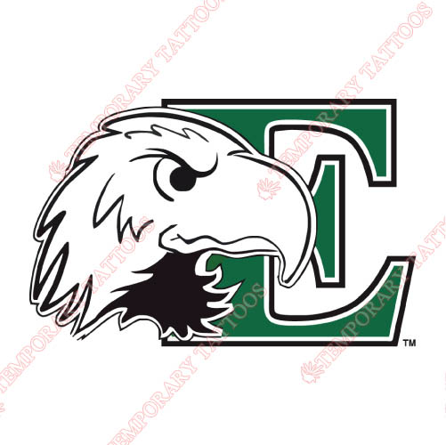 Eastern Michigan Eagles Customize Temporary Tattoos Stickers NO.4327
