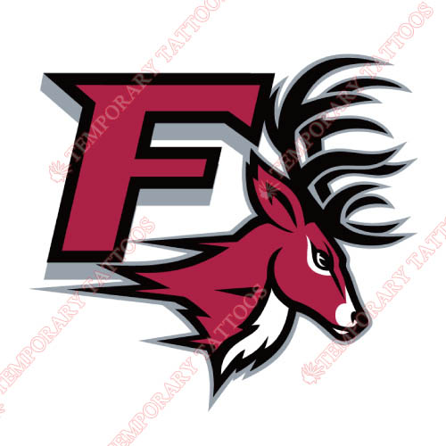 Fairfield Stags Customize Temporary Tattoos Stickers NO.4353