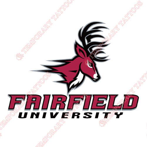 Fairfield Stags Customize Temporary Tattoos Stickers NO.4354