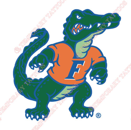 Florida Gators Customize Temporary Tattoos Stickers NO.4384