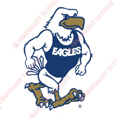 Georgia Southern Eagles Customize Temporary Tattoos Stickers NO.4479