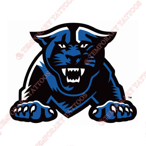 Georgia State Panthers Customize Temporary Tattoos Stickers NO.4489