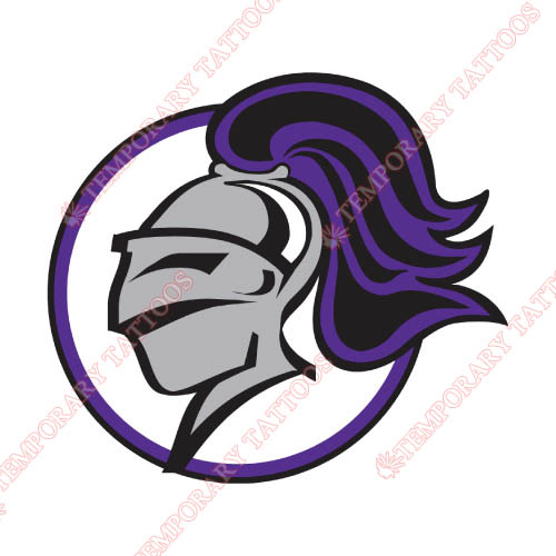 Holy Cross Crusaders Customize Temporary Tattoos Stickers NO.4562