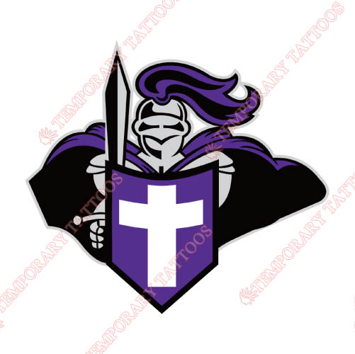 Holy Cross Crusaders Customize Temporary Tattoos Stickers NO.4563