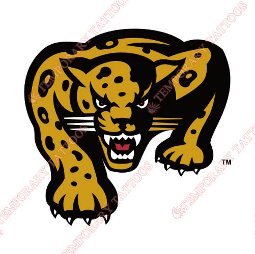 IUPUI Jaguars Customize Temporary Tattoos Stickers NO.4677