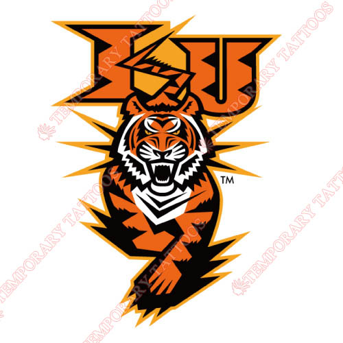 Idaho State Bengals Customize Temporary Tattoos Stickers NO.4580